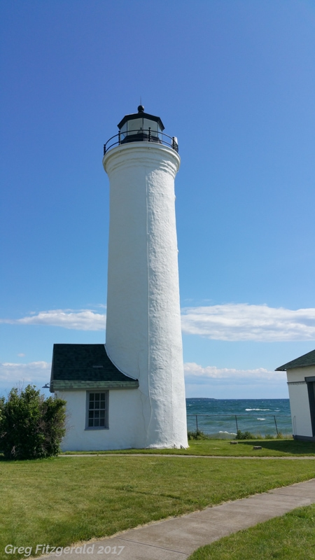 Cape Vincent Light.